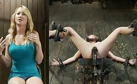 Madison Scott bondage