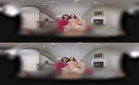 Virtual reality foursome