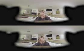 Gamer girl fucked in virtual reality