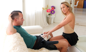 Stepmom Brett Rossi video Handjob